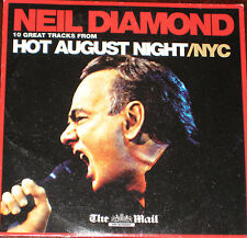 Neil Diamond 10 tracks from Hot August Night / NYC (CD), The Mail On Sunday Comp