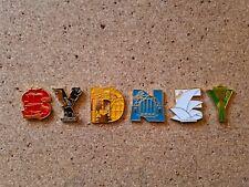 6 COCA COLA SYDNEY OLYMPIC PINS