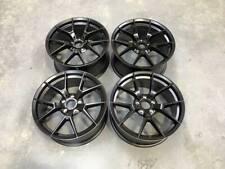 "19"" 763M M3 M4 CS Style Alloy Wheels Satin Black BMW E90 E91 E92 E93 3 Series"