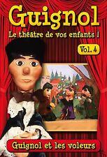 DVD Guignol - Vol. 4 - Guignol et les voleurs / IMPORT