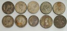 Panama, Romania, Peru, Australia, German, Canada.Foreign Coins (Item#337)