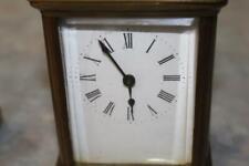 2 Carriage Clocks One Money Nr