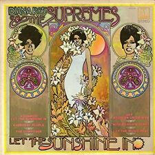 Diana Ross & the Supremes, Diana Ross - Let the Sunshine in [New CD] Japan - Imp