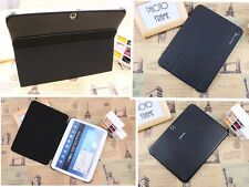 Slim Book Cover Case+Stylus For Samsung Galaxy Tab 2 10.1 GT-P5100 GT-P5110