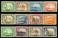 ADEN Sc#16//27a 1939 King GEORGE VI Mint NH (2 posible was hinged) OG VF (15-97)