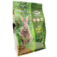 Pasture Plus+ Adult Rabbit Food (5 lb.) - Nutritionally Complete Natural Diet