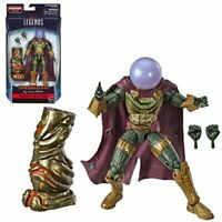 Spider-Man Marvel Legends 6-Inch Far From Home Mysterio AF BY HASBRO