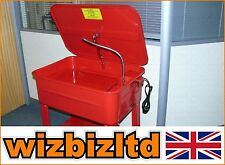 Mechanics Floor Standing Parts Washer (90 Litre Automative Flush Cleaner) WSH002