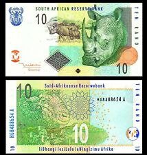 South Africa 2005  10 Rand Banknote *P-128a* *UNC*