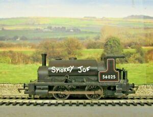 Hornby 00 Gauge Smokey Joe 56025 Engine model railway