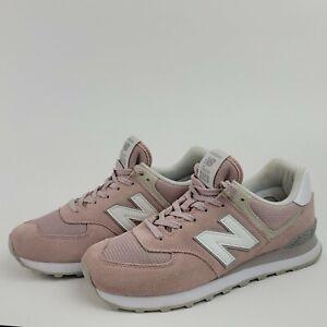 New Balance Classic 574 Core Women's Pink Running shoes WL574ESP Size 9.5B