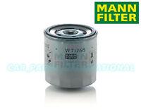 MANN HUMMEL OE Qualität Ersatzteil Motoröl Filter W 712/95