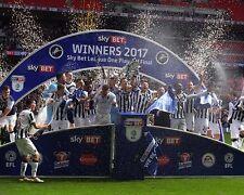 Millwall League One Play Off Winners 2017 Celebrate 10x8 Photo