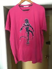 FREEZA / DRAGON BALL X UNIQLO  Pink UT Graphic T-shirt SZ XL