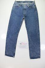 Levis 501 Marmorizzato Made in USA(Cod. H2339) Tg48 W34 L32 jeans usato Vintage
