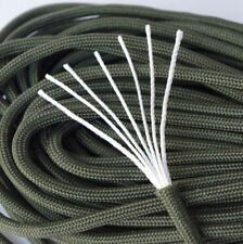550 Paracord 1200 FT Military MIL-C-5040h Type 3 Nylon Parachute Cord Olive Drab