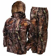 NEW! Frogg Toggs All Sport Realtree™ Camo Suit Medium Hunting Camping Fishing!