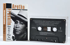 What you See is What you Sweat by Aretha Franklin [Canadian Release - 1991]