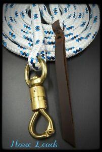 Natural Horsemanship Training Line/Rope Parelli Style 9ft 10ft 12 14ft 18ft 22ft