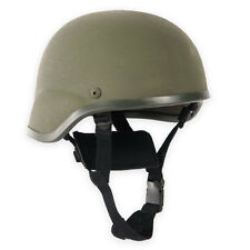 US-Army Style Tactical Military Army Airsoft MICH Training Bump Helmet Green NEW