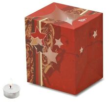CHRISTMAS CANDLE BAGS FRISKY STARS - 5 Pack