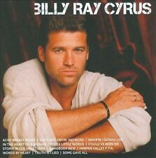 BILLY RAY CYRUS Icon CD BRAND NEW Compilation