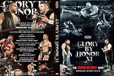 Official ROH Ring of Honor Glory By Honor 11 XI 2012 Event DVD