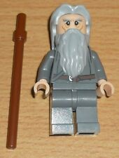 Lego Herr der Ringe Gandalf den Grauen + 2 Gesichter