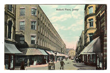 More details for halkett place - jersey photo postcard c1908