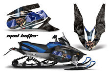 YAMAHA APEX GRAPHIC STICKER KIT AMR RACING SNOWMOBILE SLED WRAP DECAL 06-11 MHUK
