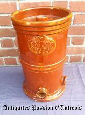 B201964 - Ancien grand filtre à eau en grès - Très bon état