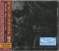 ROTTING CHRIST-RITUALS-JAPAN CD BONUS TRACK F56