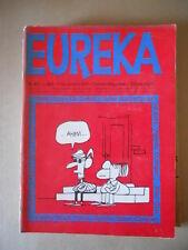 EUREKA n°65 1971 Numero con premiazione di MAGNUS  [G426] BUONO