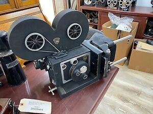 MITCHELL 35mm Standard GC High Speed Motion Picture Camera BNC Hard Front