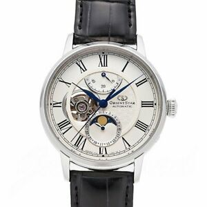 ORIENT Star Automatic Mechanical watch RK-AM0001S Semi Skeleton JPN EMS F/S NEW