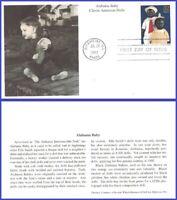 USA5 #3151a U/A MYSTIC FDC   Classic American Dolls Alabama Baby