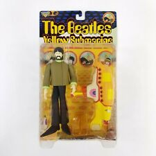 McFarlane Toys The Beatles Yellow Submarine George with Yellow Submarine - 1999
