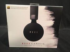 Black FIIL CANVIIS Wireless Bluetooth Noise Cancelling Headphone for iPhone iPad