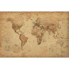 Landkarten-Kunstdrucke & -Poster