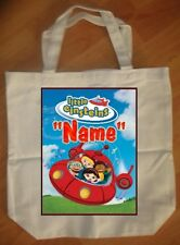 """""""Little Einsteins"""" Custom Personalized Birthday Tote Bag Party Favor - NEW"""