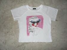Simpatica MAGLIETTA  T-shirt  MAX&CO  Tg.M in Cotone  COMPRALO SUBITO