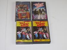 Jets Cassette Tapes Lot Of 4 2 sealed new +2 fu521