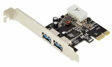 DIGITUS USB 3.0 PCI-Express Add-On Karte, 2 Port
