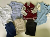 18T Mixed Fall Winter Lot Carters Oshkosh Circo 6 Piece