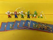 Neu Komplettsatz Super Mario  Figuren DV548 - DV550a  mit allen BPZ