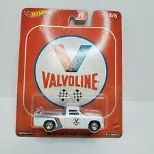 Mattel Hot Wheels Diecast Valvoline Pickup Truck Studebaker Champ 1963 NIB 2020