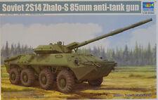 TRUMPETER® 09536 Soviet 2S14 Zhalo-S 85mm Anti-Tank Gun in 1:35
