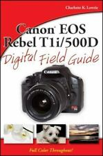 Canon EOS Rebel T1i/500D by Lowrie, Charlotte K.-ExLibrary