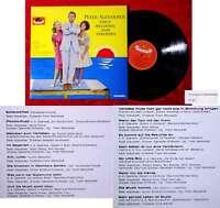 LP Peter Alexander: Melodien zum Verlieben (Polydor 46 533 LPHM) D 1961