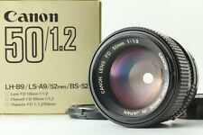 [Excellent+++] Canon New FD 50mm f1.2 FD mount from Japan #089